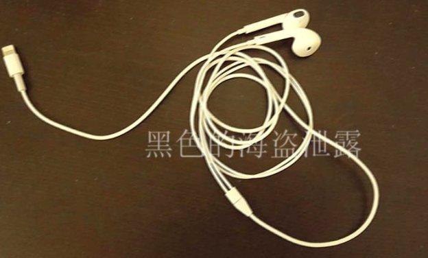 Écouteurs Lightning de Apple pour iPhone 7
